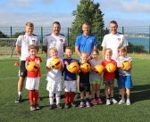 AFC Bournemouth offers soccer school at Waterside Holiday Park