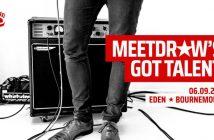 Meetdraw banner