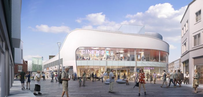 CGI plans for new cinema complex