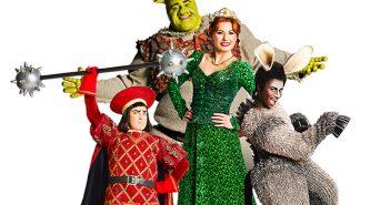 The cast of Shrek