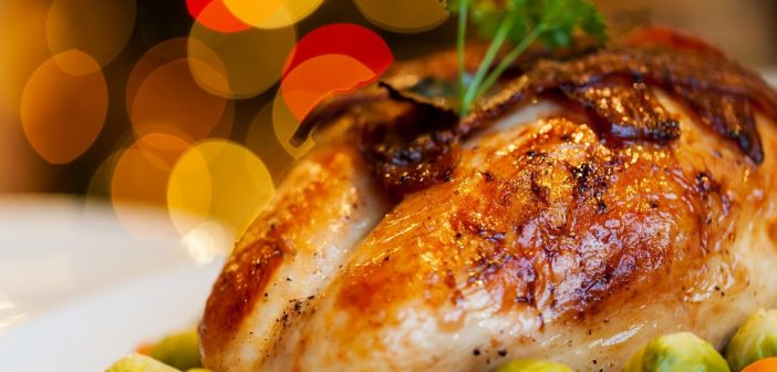 How to safely cook your Christmas bird