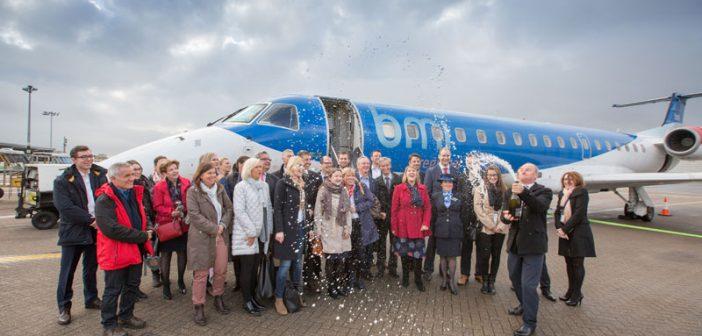BMI Southampton to Munich