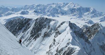 Simon Yates mountaineering