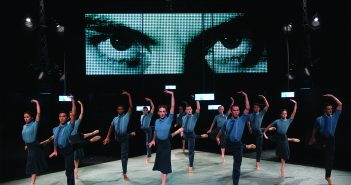 Northern Ballet George Orwell's 1984 Review