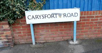 Carysfort Road - boscombe baby murder
