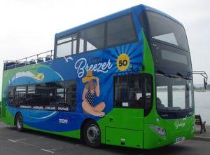 Purbeck Breezer route 50