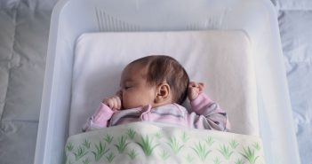Lullaby Trust Safer sleeping for babies