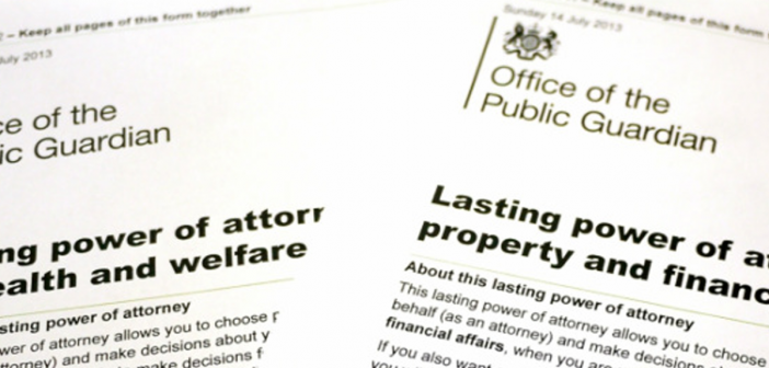 Claim refund for Lasting Power of Attorney