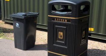Photo of new bin