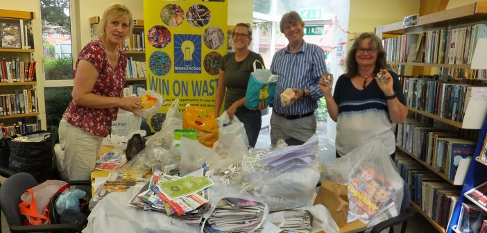 A recent Win on Waste® event in Creekmoor