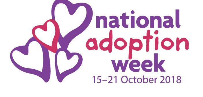 National Adoption Week logo