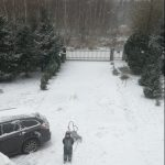 Snowy Poland