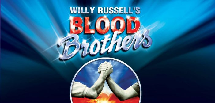 Blood Brothers logo