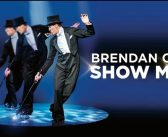 """Review: Brendan Cole """"Show Man"""" at Lighthouse Poole"""