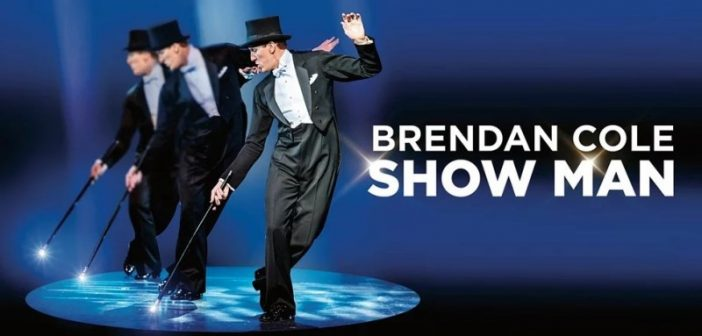 "Review: Brendan Cole ""Show Man"" at Lighthouse Poole"