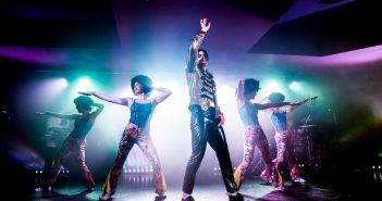 Michael Jackson tribute Bournemouth BIC