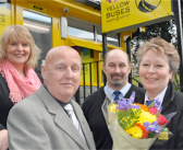 NEWS: 'I'm no heroine' insists bus driver who went to aid of passenger