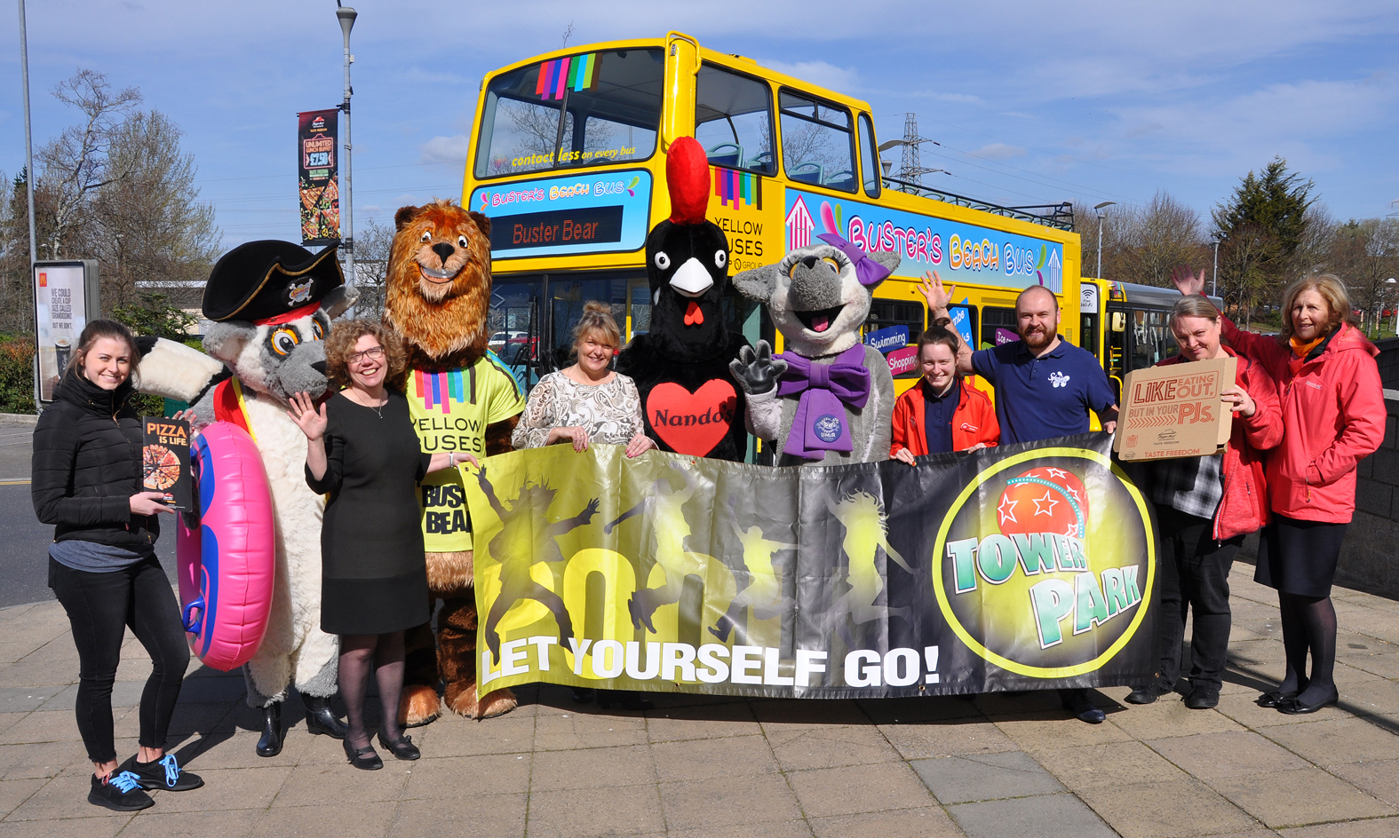 Local News New Bus Route Between Bournemouth And Tower Park