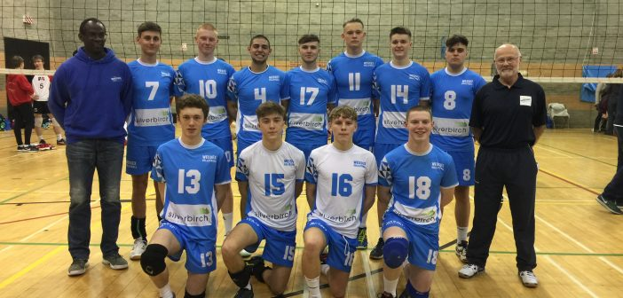 image of the Wessex under 18 men's squad