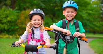 Free childrens cycling course in Bournemouth, Christchurch and Poole