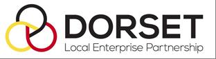 The logo of the Dorset Local Enterprise Partnership