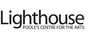 The logo of the Lighthouse, Poole