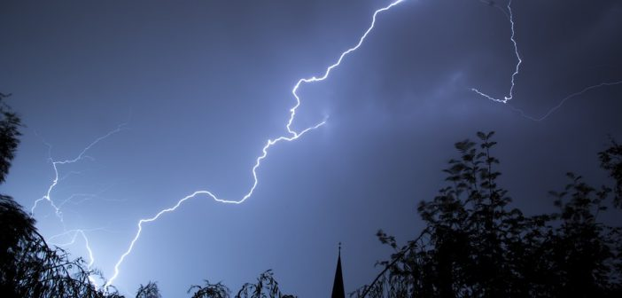 WEATHER: Yellow warning issued for thunderstorms in South-West England