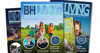 BH Living magazine delivered to the whole BCP Council area