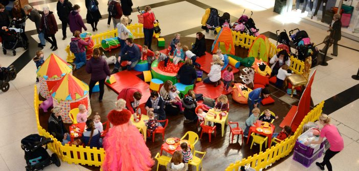 WHAT'S ON: Little Fins kids' club returns at Dolphin Shopping Centre