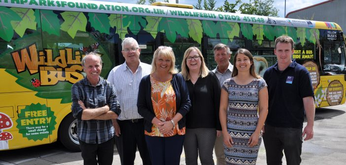 LOCAL NEWS: Yellow buses go green with new 'wildlife bus'