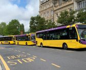 LOCAL NEWS: Bus drivers go into battle