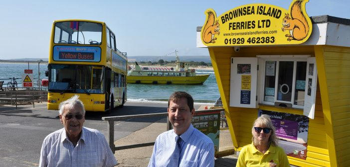 TRAVEL: Fancy a discounted bus trip to Brownsea island?