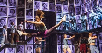 image of a scene from Fame The Musical