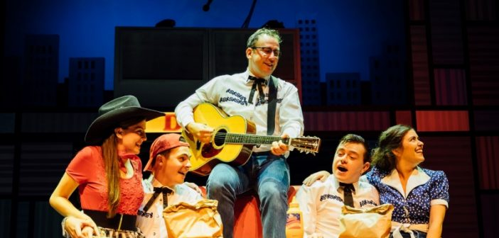 WHAT'S ON: Buddy – The Buddy Holly Story returns to Poole