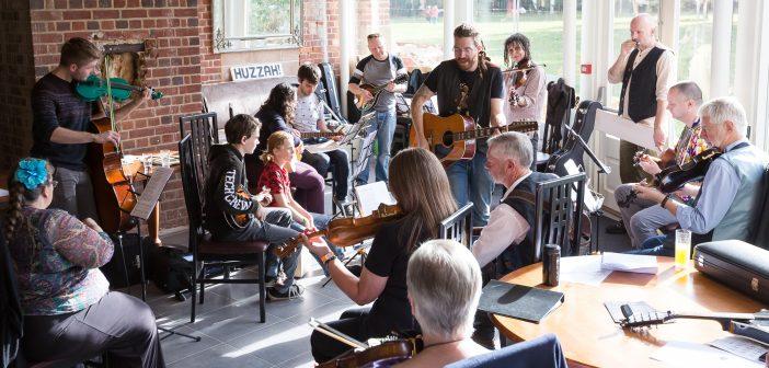 LEISURE: Folk music group running workshops in Dorset