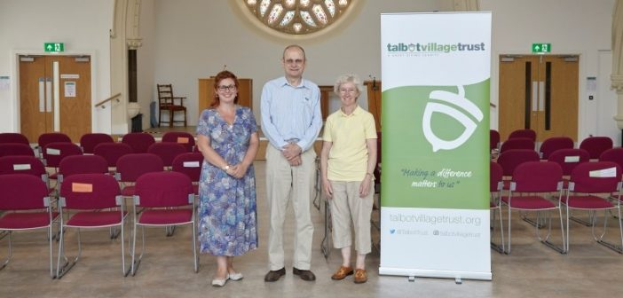 LOCAL NEWS: Talbot village trust helps Poole community 'a-spire'