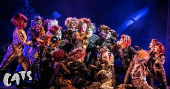 image from the show Cats at The Regent Centre in Christchurch