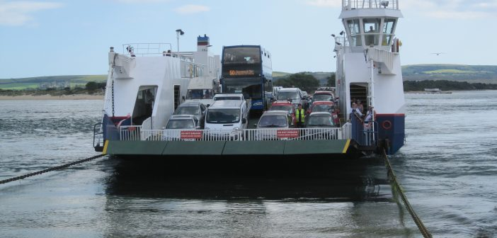 Bramble bush bay ferry