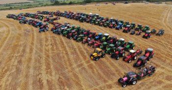 LOCAL NEWS: Tractor Run raises £17,000 for Dorset Cancer Centre