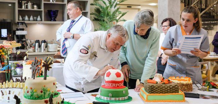 LEISURE: The Great Care Home Cake-Off