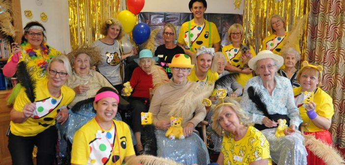 LEISURE: Colten Care's Children in Need extravaganza