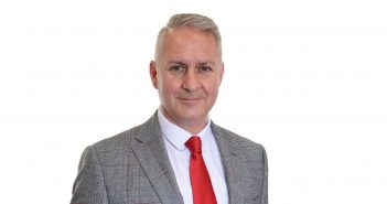 Dorset Chamber chief executive Ian Girling