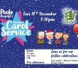 Poole Hospital Carol Service Tuesday 17 December 2019