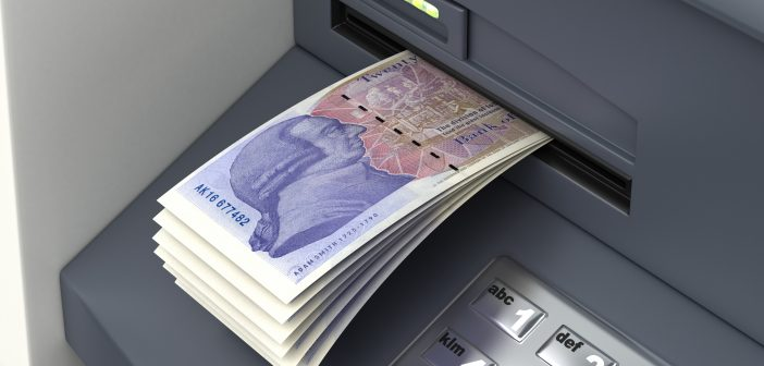 LOCAL NEWS: Taking unattended money from an ATM is classed as 'theft'