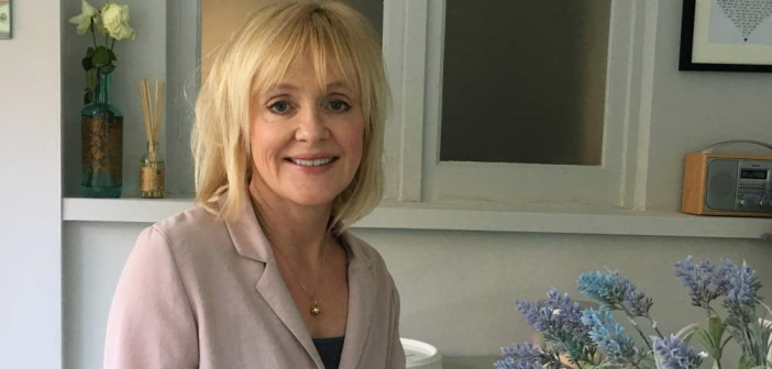 image of Chantal Hughes, CEO of The Hampton Trust