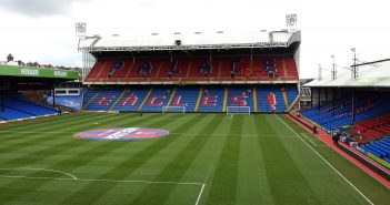 Crystal palace v AFC Bournemouth - 3 December 2019