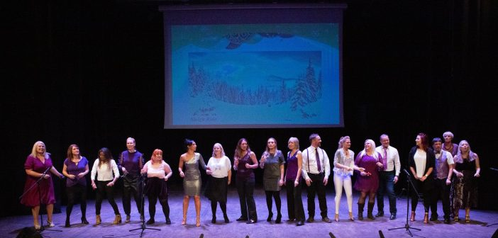 image of relight my choir at poole high school