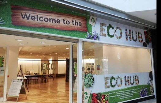 WHAT'S ON: Stay and play with Eco Hub at The Dolphin Centre.