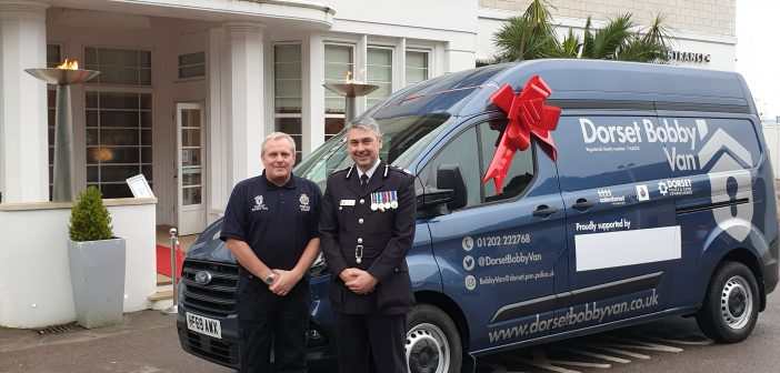 LOCAL NEWS: New Police 'Bobby Van' to the rescue