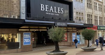 BEALES Department store